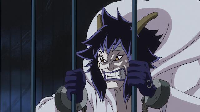 One Piece – Arc Pengambilan Caesar