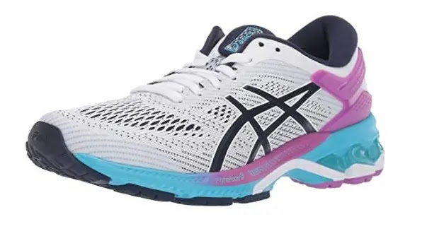 10- ASICS Women's Gel-Kayano 26 Running Shoes