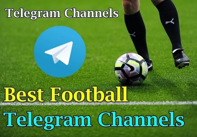 Best Football Telegram Channels List 2020