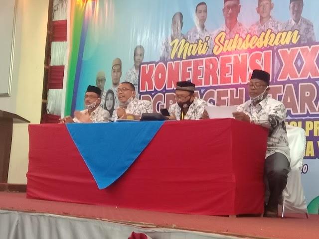 PGRI Aceh Utara Gelar Konfrensi Ke XXII Masa Bakti 2020-2025