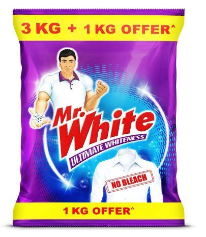 Mr. White Detergent Powder
