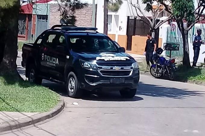 Burlaron la seguridad del shopping La Ribera y robaron en Joyería El Rubí