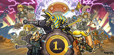 Metal Slug Infinity: Idle Game APK + OBB For Android