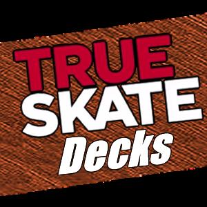 True Skate Decks