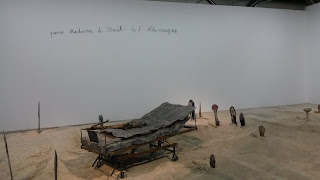 Anselm Kiefer : Evocation de Germaine de Staël (2015)