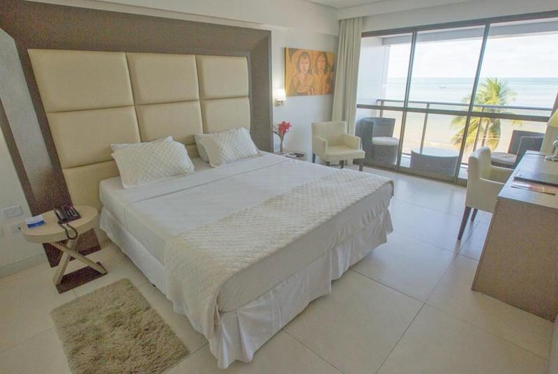 Hotel na Praia de Cabo Branco, João Pessoa