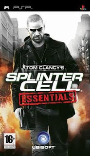 Cheat Tom Clancy's Splinter Cell Essentials PSP PPSSPP
