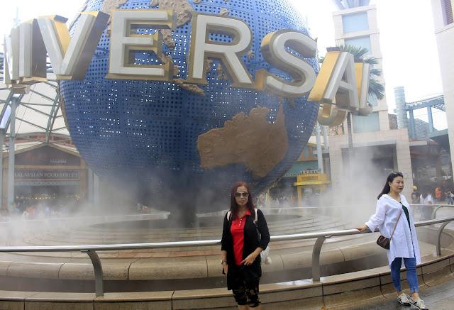 Inilah Keindahan Universal Studios Sentosa Singapore