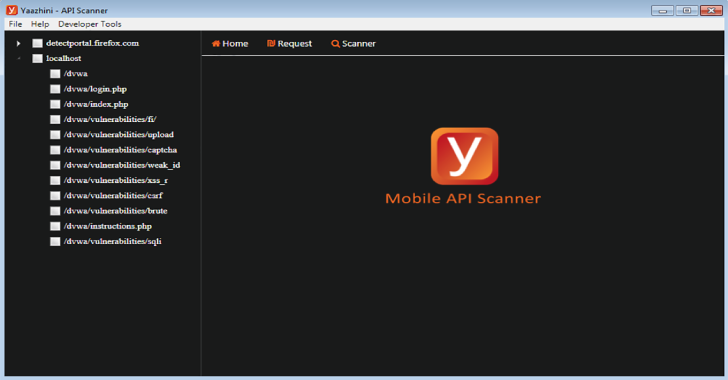 Yaazhini – Free Android APK & API Vulnerability Scanner