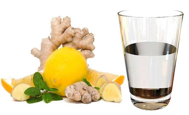 Lose Weight with Ginger Water