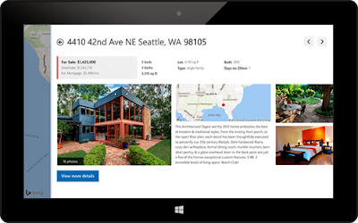 Zillow for Windows 8.1