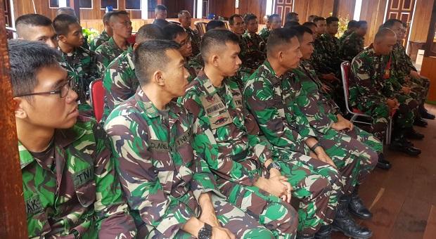 Tim Kesehatan TNI Harus Mampu Beradaptasi