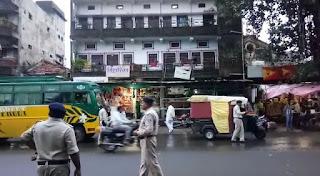 परिवहन विभाग द्वारा वाहन चेकिंग अभियान शुरू