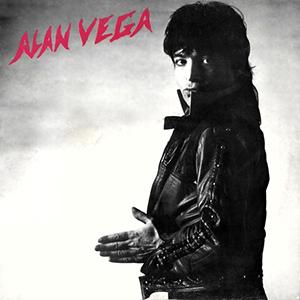 Alan Vega's Alan Vega LP