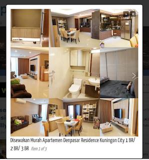foto interior apartemen