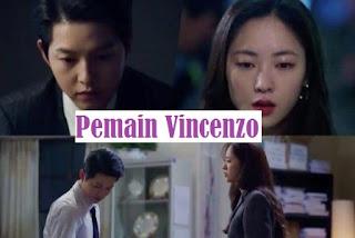 Daftar Nama Pemain Drama Korea Vincenzo 2021 Lengkap