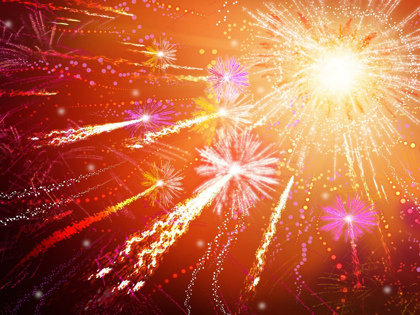 Wallpapers HD: 11 Wallpapers De Fuegos Artificiales