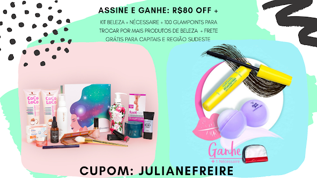 CUPOM DESCONTO GLAMBOX OUTUBRO 2019