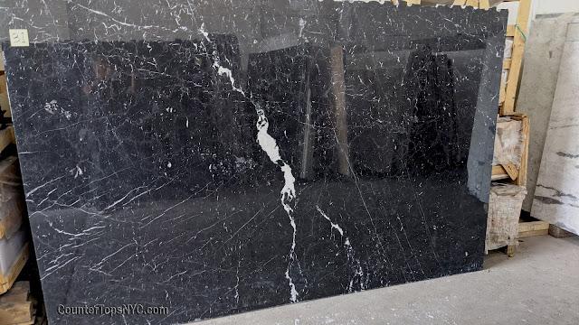 Nero marquina marble NYC