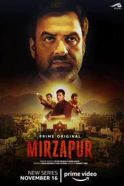 Mirzapur (2020) Season 2 Complete