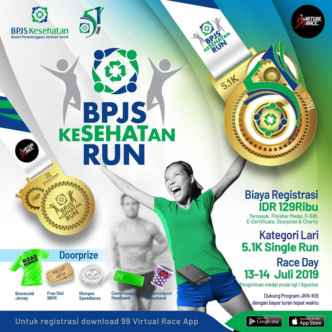 BPJS Kesehatan Run • 2019