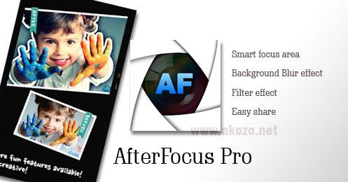 AfterFocus Pro v2.1.0 Apk Terbaru Gratis