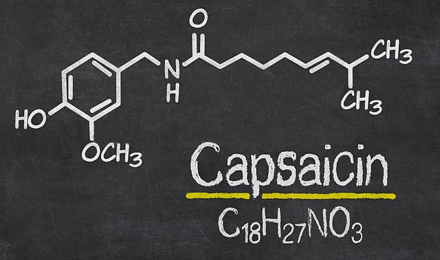 Capsaicin, Flat Belly Fix Ingredients