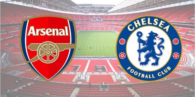 Prediksi Arsenal vs Chelsea - Piala Liga Inggris 2017/18