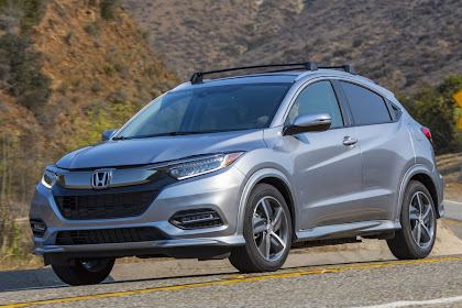 2021 Honda HR-V Review, Specs, Price