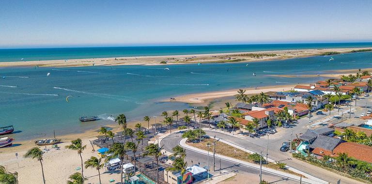 Transfer e Hotéis Ilha do Guajiru Itarema