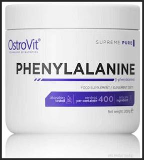 Fenilalanina (500 mg), OstroVit Supreme Pure pareri frumuri sportivi