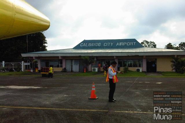 Calbayog City Airport