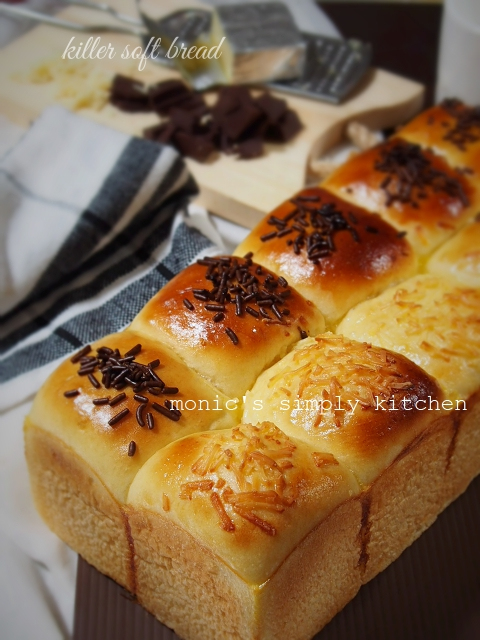 Killer Soft Bread : killer, bread, Killer, Bread, Monic's, Simply, Kitchen
