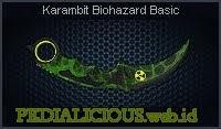 Karambit Biohazard Basic