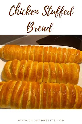 stuffed bread is one of my favorite appetizers. Talk about stuffed bread, stuffed dinner roll or stuffed anything. Stuffed meals have become my favorite and I have shared a number of stuffed recipes on this blog, all of the recipes are great and will leave you wanting more.