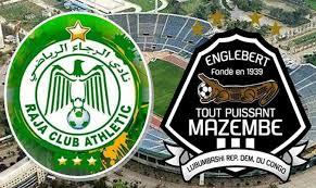 بث مباشر تي بي مازيمبي VS الرجاء البيضاوي
