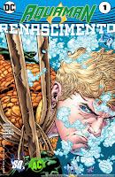 Aquaman: Renascimento #1