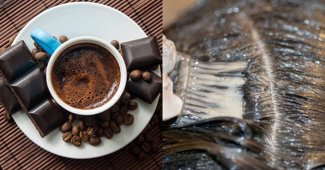 Comment faire une teinture capillaire au chocolat maison