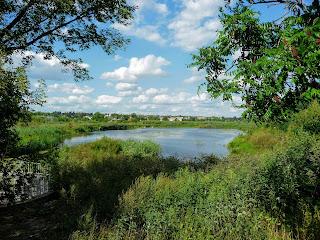 Золотоноша. Річка Золотоношка