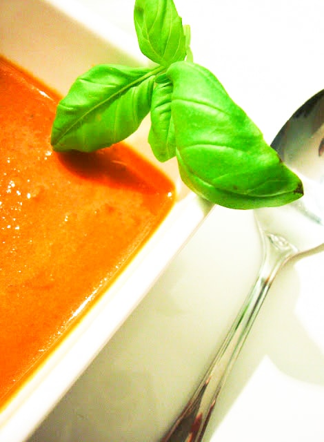 Four Tomato & Red Pepper Soup