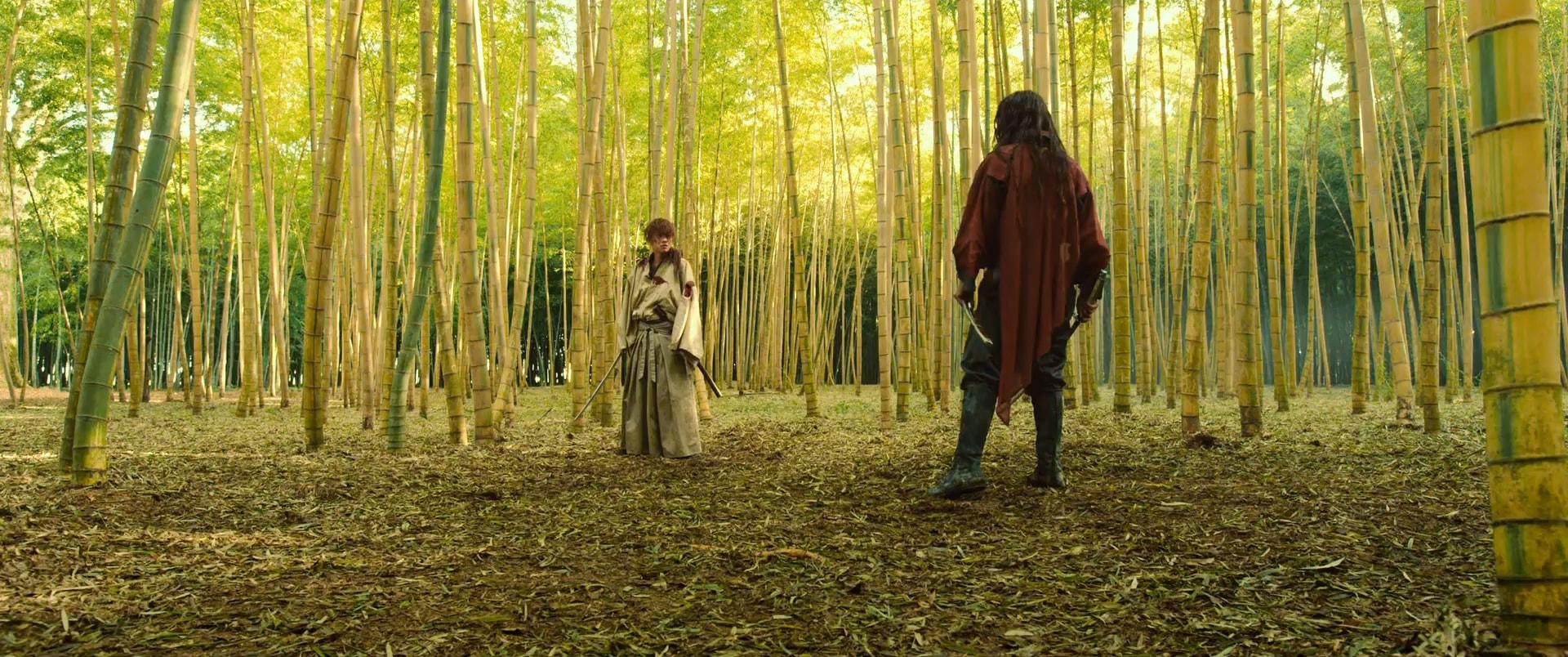 Rurouni Kenshin 3 Samurai X: La Leyenda Termina ∙ El Guerrero Samurái 3: El Fin de la Leyenda ∙ Rurouni Kenshin: Densetsu no Saigo hen ∙ Rurouni Kenshin: The Legend Ends