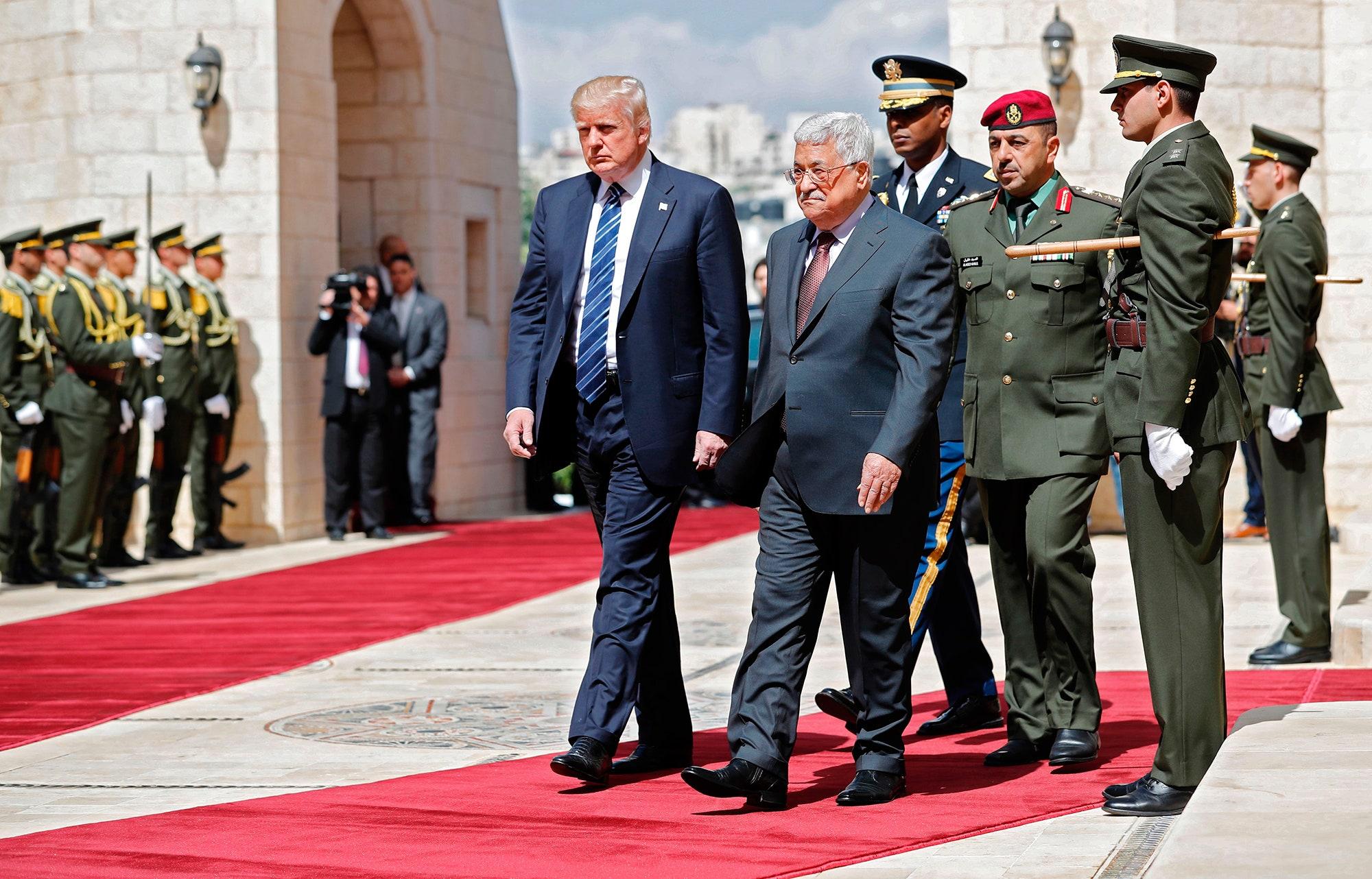 Joe Biden Terpilih, Presiden Palestina Berharap Dapat Bekerja Sama