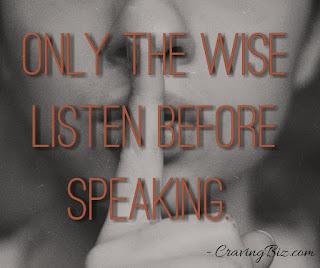 Silence Motivational Quote @ Cravingbiz.com
