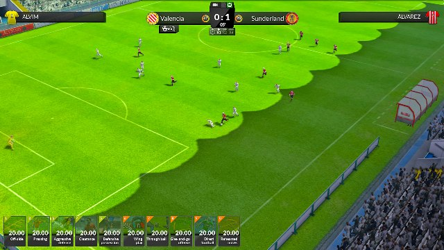 FX Football PC Games Gameplay
