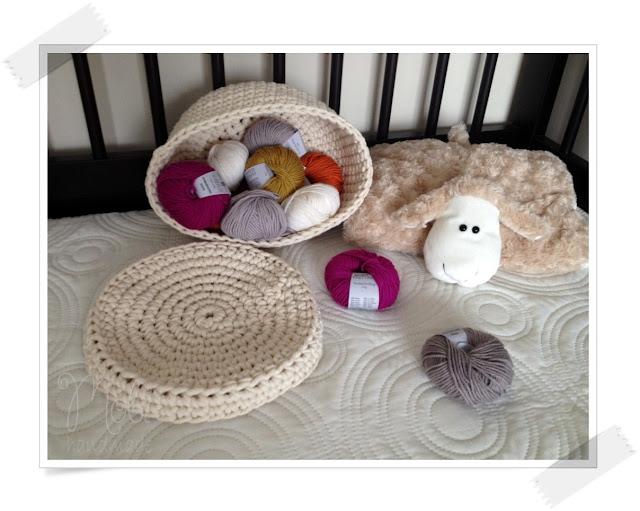 DIY, przechowywanie, sznurek, sznurek bawełniany, tutorial, pudełko,