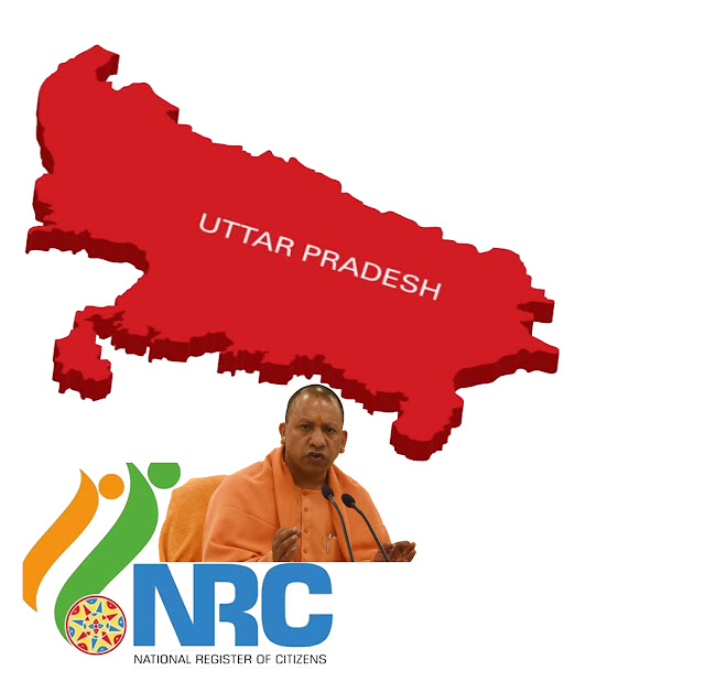 Work on NRC started in UP as well