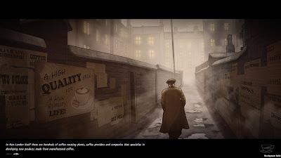 Coffee Noir Business Detective Game Screenshot 13