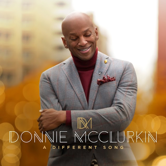 Donnie McClurkin, A Different Song Album – Pre-order Available Now!