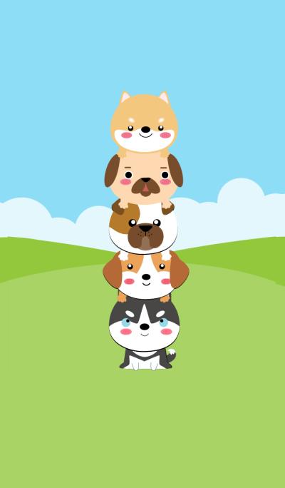 Dog Gang V.2