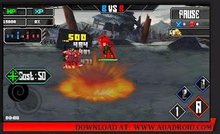 Download Naruto Senki Ultimate Shinobi War Apk